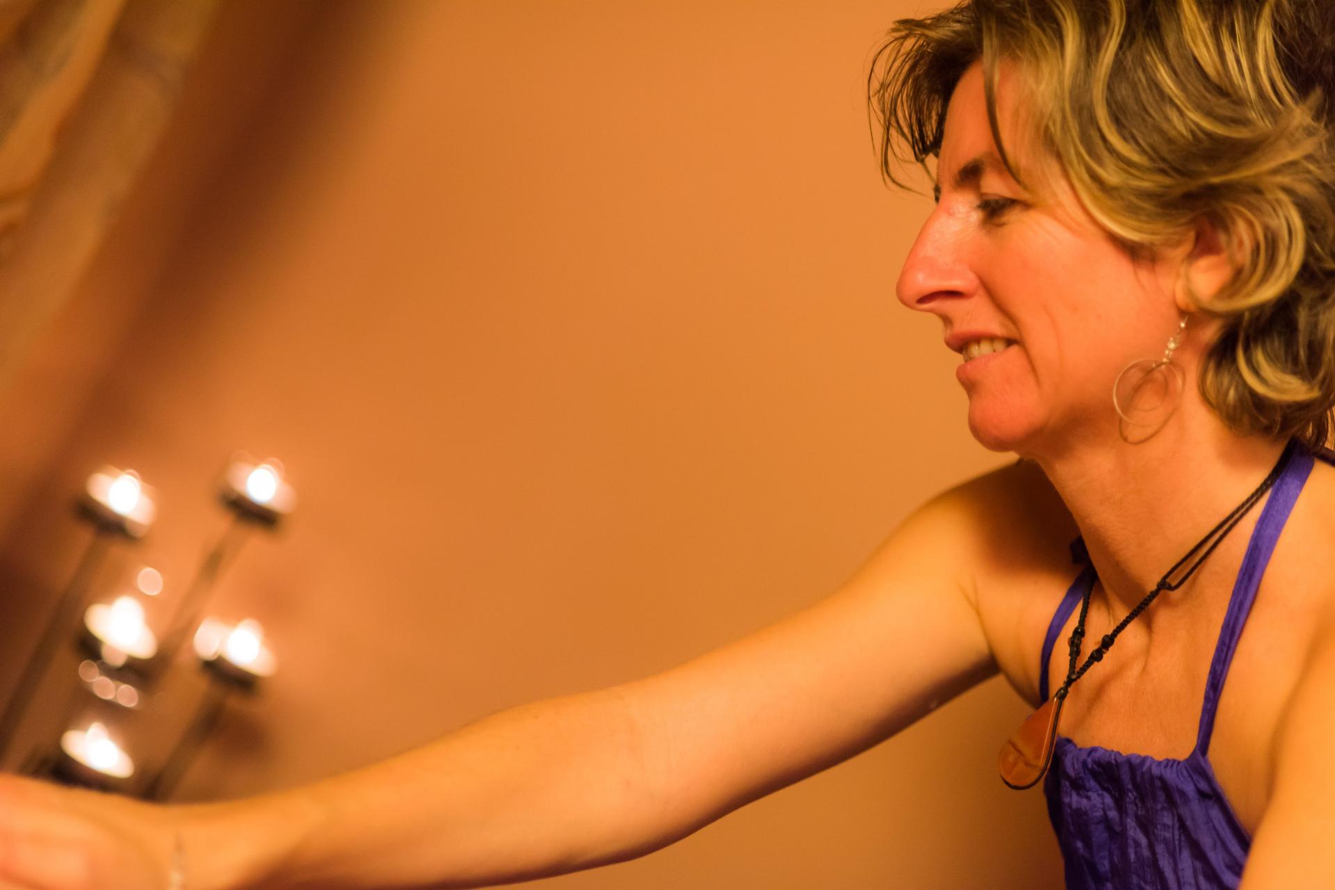 Nathalie Cardinal - Massage tantrique Montpellier