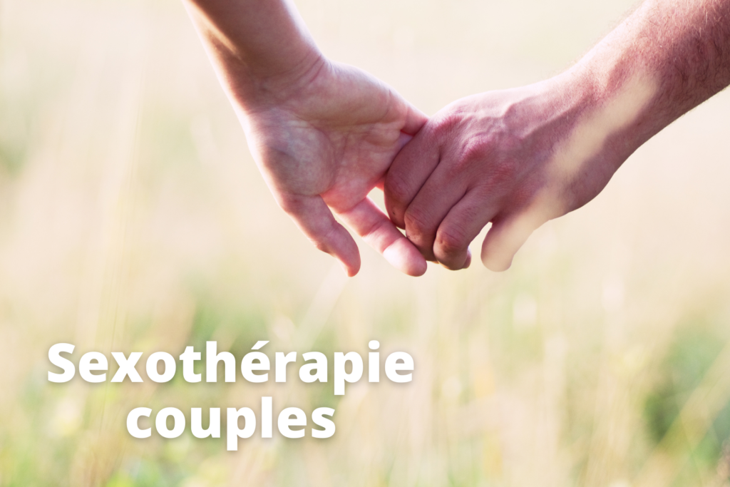 Sexothérapie couples